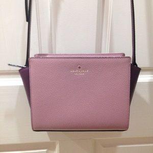 NWOT Kate Spade Purple Crossbody Purse Bag